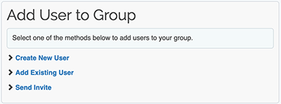 Premium Group Membership - Add members to your group