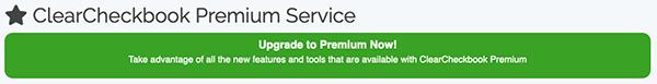 Premium Membership - Signup Button